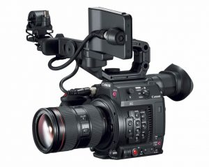 Canon EOS C200 fully equipped