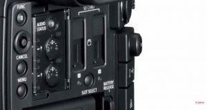 Doppia slot SD della C200