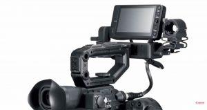 Monitor LM-V1 su C200