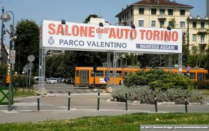 Ingresso Ascari Torino Auto Show