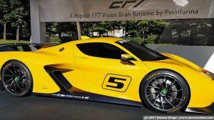 Fittipaldi EF7 Pininfarina