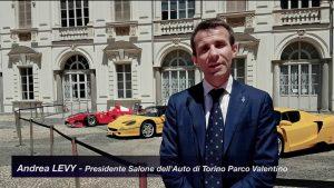 Andrea Levy Presidente Salone Auto Torino