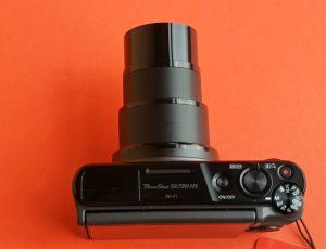 Canon SX730 HS estensione zoom