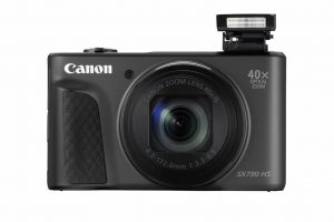 Canon SX730 HS flash