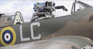 Camera IMAX su Spitfire