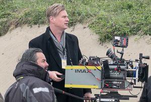 Nolan e Van Hoytema sul set