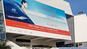 Locandina Yachting Festival Cannes 2017
