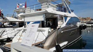 Azimut yachts banchina Cannes