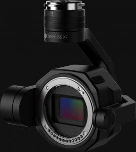 Sensore Zenmuse X7
