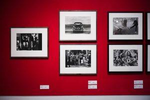 Allestimento mostra Vittoriano Leica 199 anni