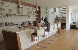 Arlo Pro2 in interno casa