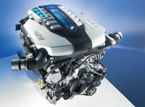 Motore BMW a combustione idrogeno interna