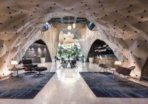 Fabricwood: Xtra Herman Miller Shop-in-Shop Singapore