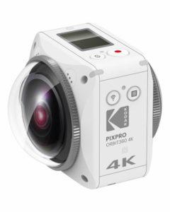 KODAK PIXPR0 Orbit360 4K VR