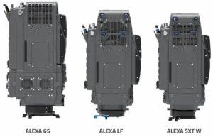 Dimensioni Alexa LF