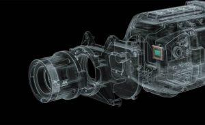 URSA Broadcast sensore