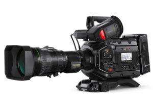 URSA Broadcast Blackmagic Design