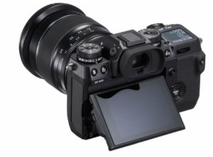 LCD dorso X-H1