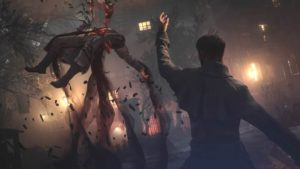 Scena combattimento Vampyr