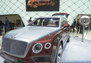 Bentley Hybrid Bentayga Mulliner