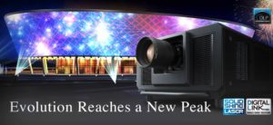 Panasonic proiettore laser Solid Shine