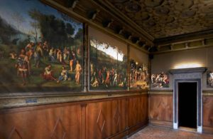 I dipinti d'Isabella nello studiolo VR