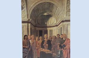 Pala Montefeltro di Piero della Francesca
