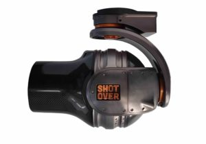 Shotover M1 gimbal giroscopica