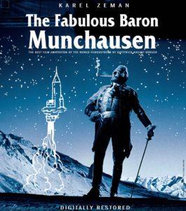 Locandina Barone Munchausen