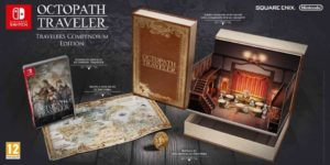 Octopath Traveler Compendium Edition