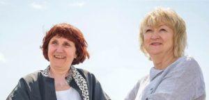 Yvonne Farrell e Shelley McNamara