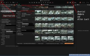 Capture One Importazione