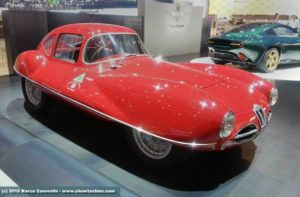 Disco Volante Touring 1952