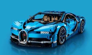 Bugatti Lego Technic