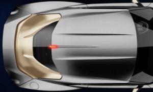 Particolare tetto Nissan GT-R50