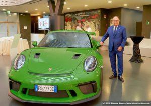 Massimo Boidi presidente gruppo Porsche Piemonte
