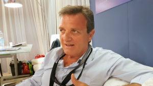 Alessandro Cappiello CEO CMC Marine