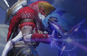 Destiny II I Rinnegati armi e combattimento