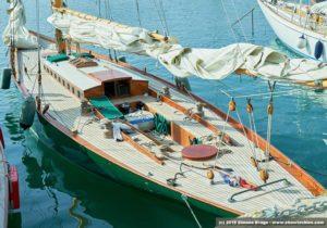 Olympian yacht