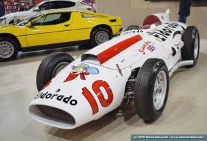 Maserati Eldorado di Stirling Moss