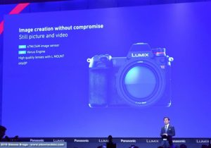 Panasonic Lumix serie S a Photokina