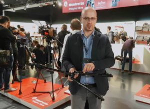 Alessandro Palamidese Marketing Manfrotto
