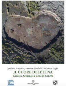 Copertina del libro Il cuore dell'Etna