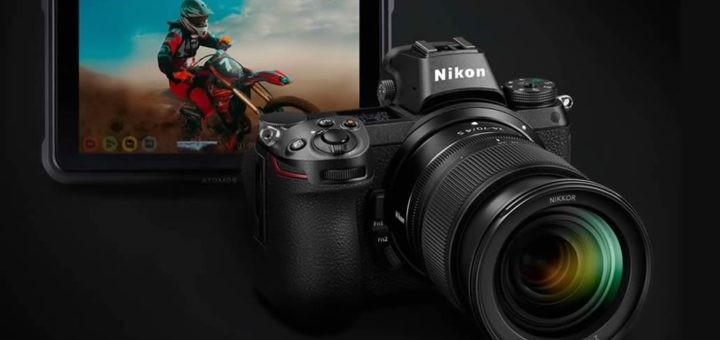 Atomos ProRes RAW Nikon