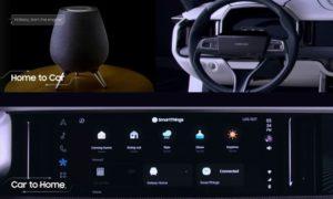 Bixby comunicazioni Home-Car-Home