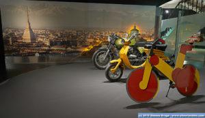 Gandini moto Guzzi