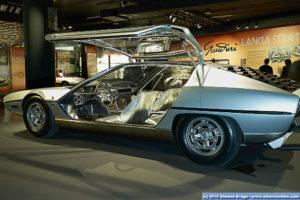 Lamborghini Marzal design di Marcello Gandini