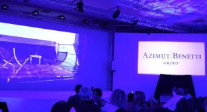 Gruppo Azimut-Benetti a Cannes 2018