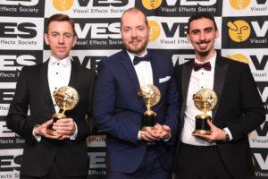 Bigi e colleghi della New York Race premiati VES 2019