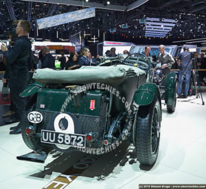 Bentley Blower 9 Sir Tim Birkin